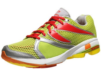 Newton Distance 9 Men's Shoes Lime/Red