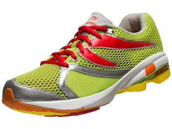 Newton Distance 9 Women's Shoes Green/Red