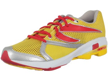 Newton Distance S 10 Men's Shoes Yellow/Red