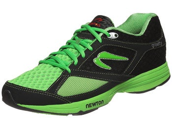 Newton Gravity 12 Special Mens Shoes Black/Lime