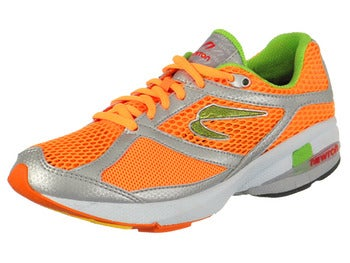 Newton Gravity 11 Women's Shoes Orange/Green
