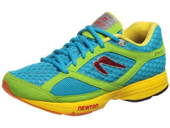Newton Gravity 12 Blue/Lime Women's Shoes