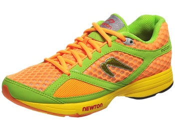 Newton Motion 12 Orange/Lime Women's Shoes