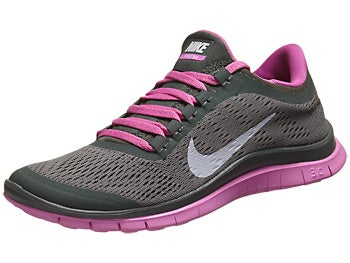 Nike Free 3.0 v5 Women's Shoes Mica/White/Violet