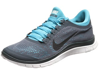 Nike Free 3.0 v5 Men's Shoes Black/Blue