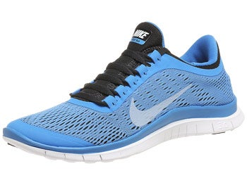 Nike Free 3.0 v5 Women's Shoes Blue/Blue/Black