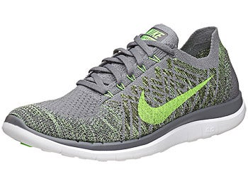Nike Free 4.0 Flyknit Men's Shoes Turq/Blue/Volt