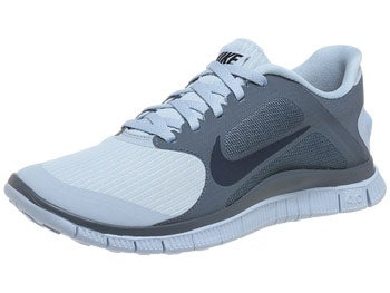 Nike Free 4.0 v3 Women's Shoes Distance Blue/Blue