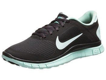 Nike Free 4.0 v3 Women's Shoes Black/Teal