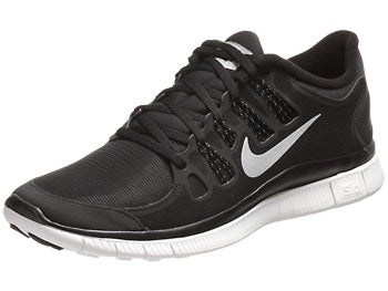 Nike Free 5.0+ Shield Men's Shoes Black/Silver