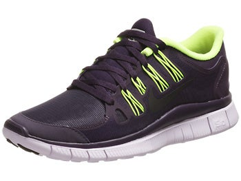 Nike Free 5.0+ Shield Women's Shoes Pur/Vlt/Vio