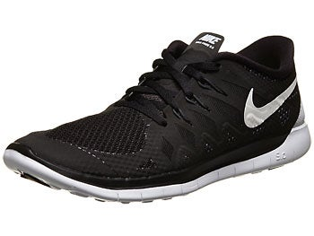 Nike Kids Free 5.0 GS '14 Boy's Shoes Blk/Anth/Wht