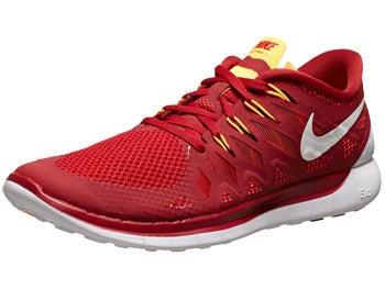 Nike Free 5.0 '14 Men's Shoes Red/Crimson/Kumquat