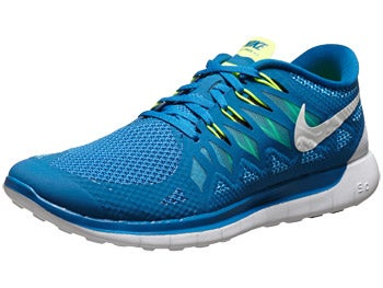 Nike Free 5.0 '14 Men's Shoes Blue/Midnight/Navy