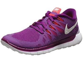 Nike Free 5.0 '14 Women's Shoes Grape/Violet/Red