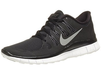 Nike Free 5.0+ Women's Shoes Blk/Grey/Wh/Sil