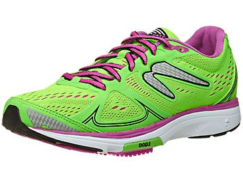 Newton Fate Women's Shoes Lime/Magenta