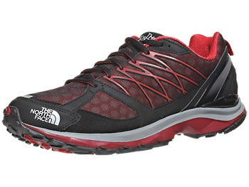 The North Face Double-Track Guide Men's Shoes Red/Black