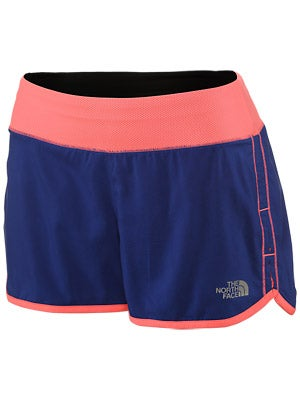 The North Face Women's Eat My Dust Short BK & Marker BL