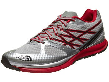 The North Face Ultra Smooth Men's Shoes Silver/Red