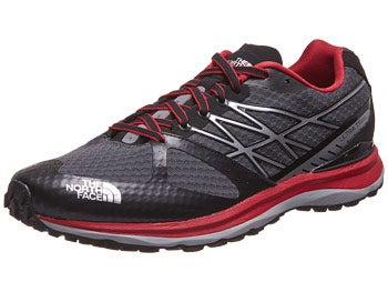 The North Face Ultra Trail TR Men's Shoes Grey/Red