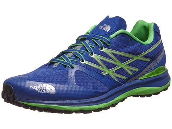 The North Face Ultra Trail Men's Shoes Blue/Green