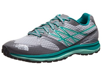 The North Face Ultra Trail TR Women's Shoes Grey/Green