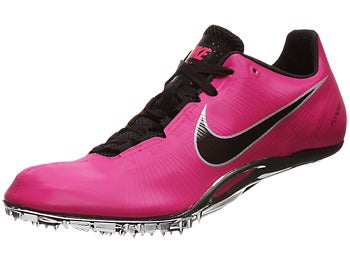 Nike Zoom Ja Fly Spikes Pink/Silver/Wine