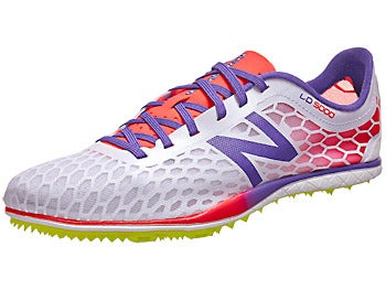 New Balance LD5000 Women's Spikes White/Pink