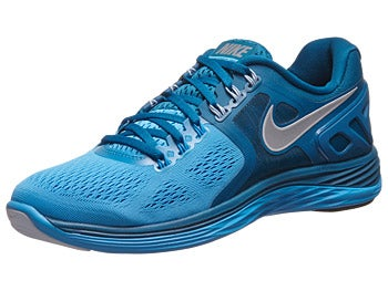 Nike LunarEclipse 4 Men's Shoes Vivid Blue/Green Abyss