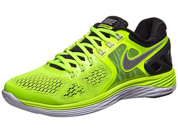 Nike LunarEclipse 4 Men's Shoes Volt/Black/White