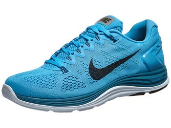 Nike LunarGlide+ 5 Men's Shoes Blue/Green