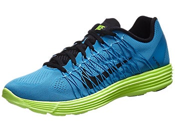Nike LunaRacer+ 3 Men's Shoes Blue/Volt/Black
