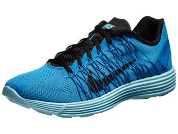 Nike LunaRacer+ 3 Men's Shoes Blue/Mango/Black