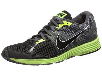 Nike Lunarspeed Lite+ 2 Men's Shoes Black/Grey/Volt