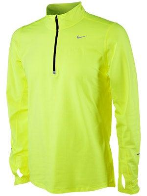 Nike Men's Element Half Zip Volt