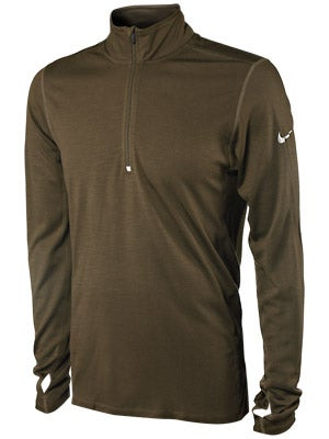 Nike Men's Dri-Fit Wool Half Zip