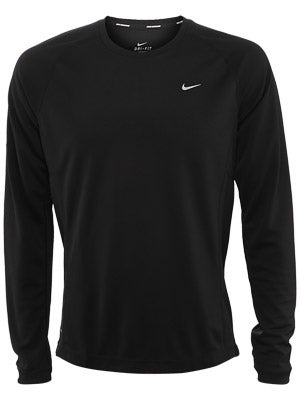 Nike Men's Miler LS UV Basics