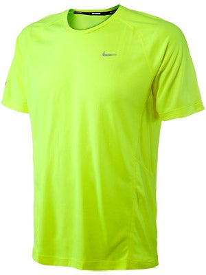 Nike Men's Miler SS UV Volt
