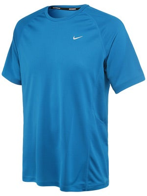 Nike Men's Miler SS UV Military Blue