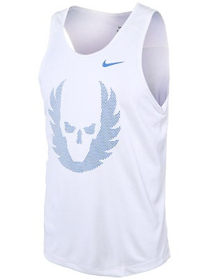 Nike Men's Oregon Project Tank White