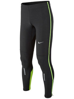 NIke Men's Tech Tight Black/Volt