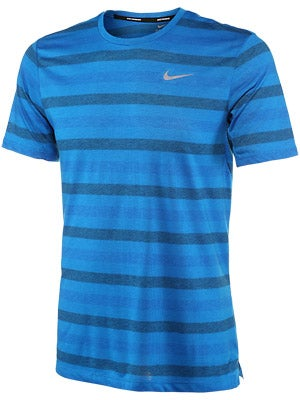 Nike Men's DF Touch Tailwind SS Striped