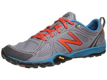 New Balance MO80 Minimus Trail Men's Shoes Gy/Bl