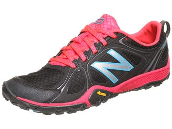 New Balance WO80 Minimus Trail Women's Shoes Bk/Pk