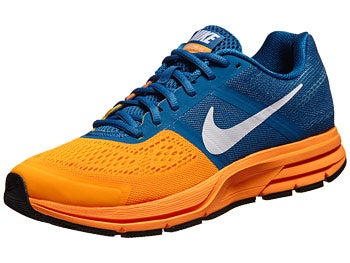 Nike Air Pegasus+ 30 Men's Shoes Blue/Mango/White