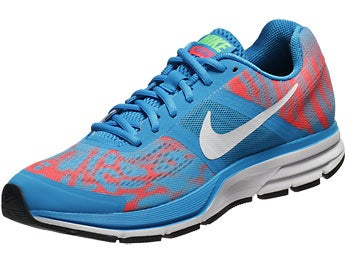 Nike Air Pegasus+ 30 LE Freak Men's Shoes Blue/Red