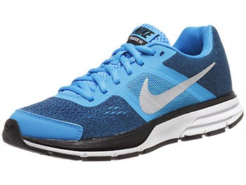 Nike Kids Air Pegasus+ 30 GS Boy's Shoes Blue/Blue