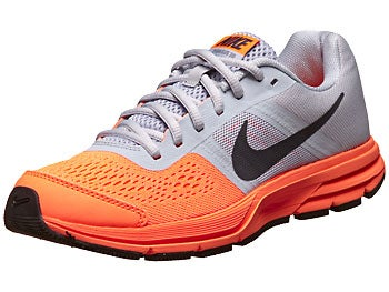 Nike Kids Air Pegasus+ 30 GS Boy's Shoes Grey/Orange
