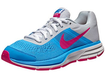 Nike Kids Air Pegasus+ 30 GS Girl's Shoes Blue/Platinu